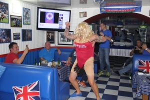 Baku Bears very own Pamela Anderson